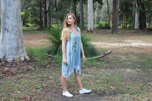 Cotton Gypsy dress Style # D001