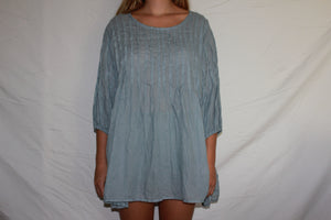 100% Cotton Tunic Top Style # T002
