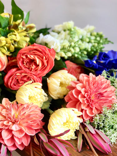 FLORIST CHOICE BOUQUET BRIGHT