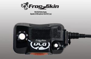 BCA BC LINK™ 2.0 TWO-WAY RADIO w/ Frogzskin Vent kit