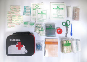 MOUNTAIN SLEDDER Snowmobile First Aid Kit