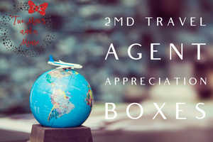 2MD Travel Agent Appreciation First Visit Gift Box
