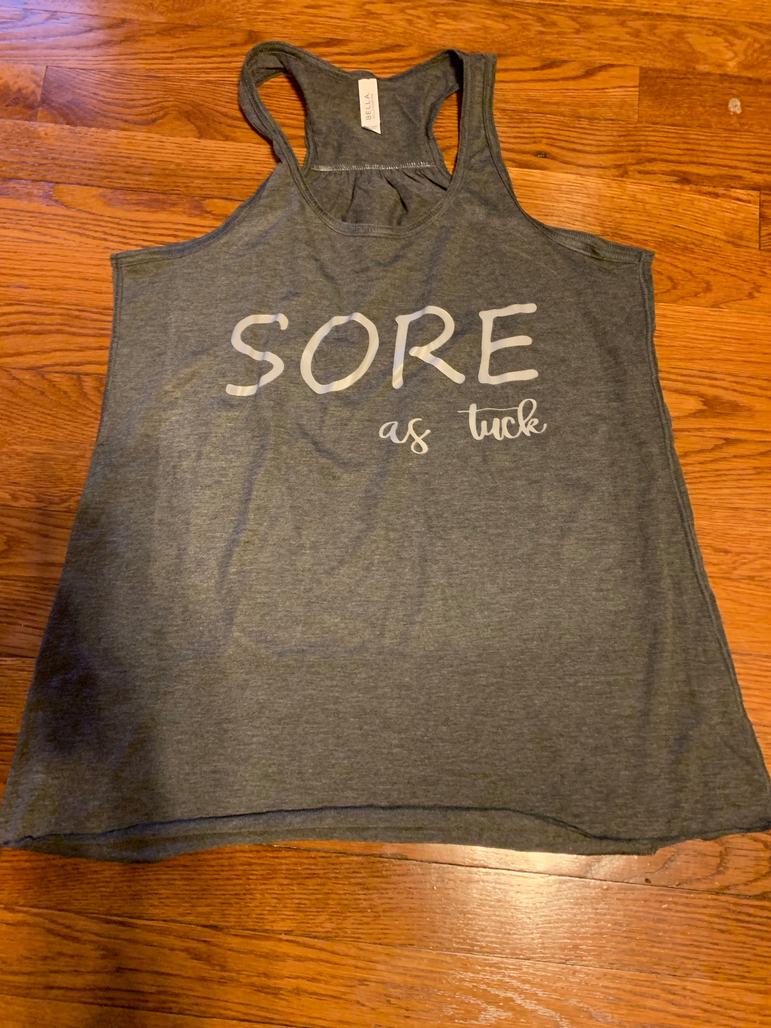 Barre Tanks