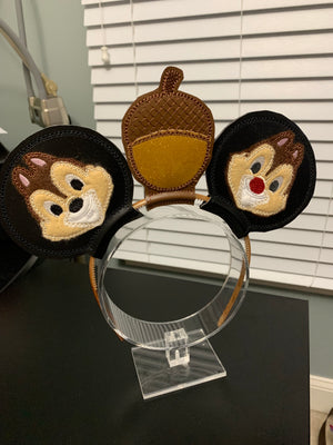 Funny Chipmunks Ear Set
