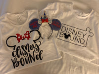Bound for Magic Tee