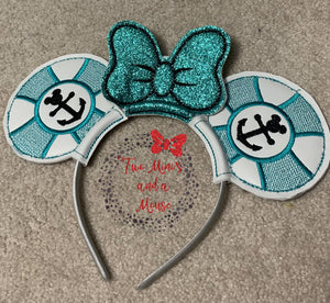 Sailor Mouse Ear Set