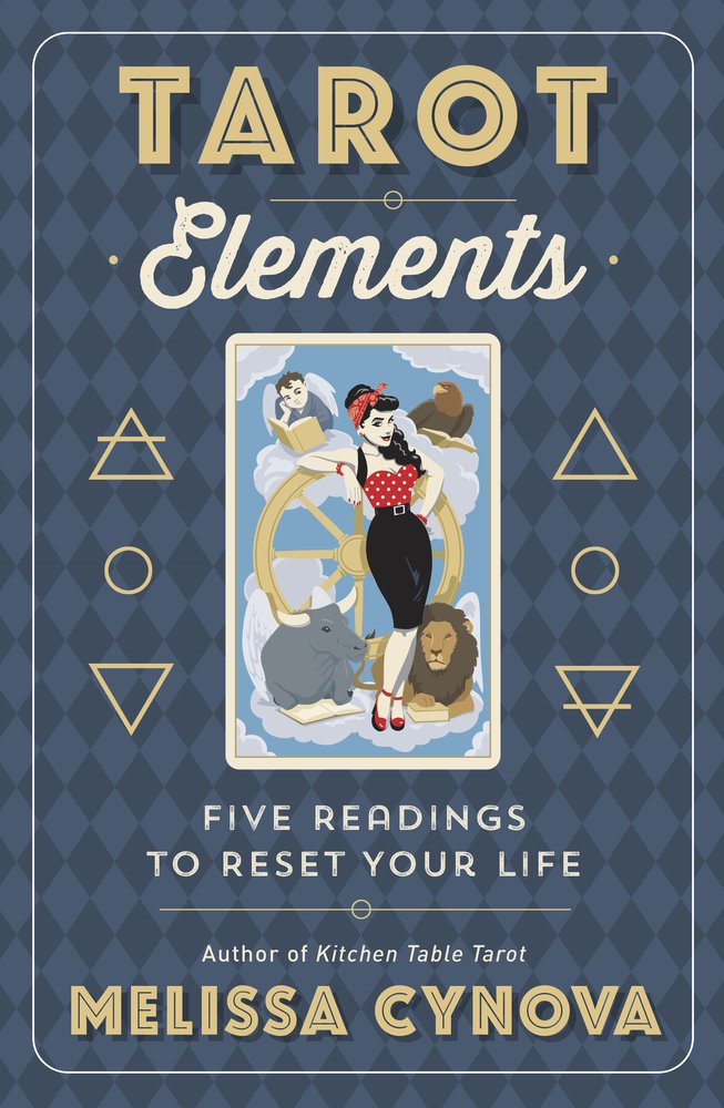 Tarot Elements - Five Readings to Reset Your Life