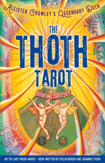 The Thoth Tarot Book & Card Set