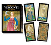 Golden Visconti Tarot - Major Arcana