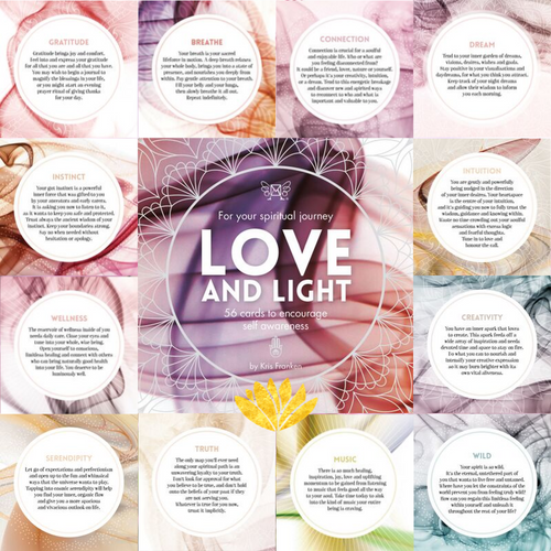 Love and Light Insight Cards