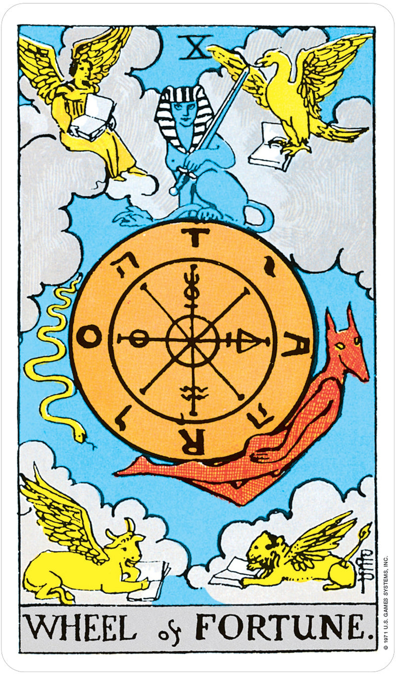 The Original Rider Waite Tarot