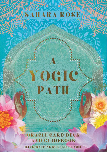 A Yogic Path Oracle Card Deck