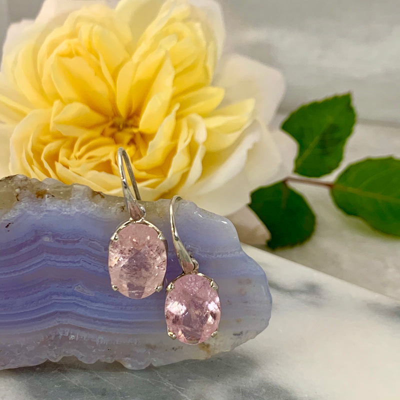Morganite Crystal