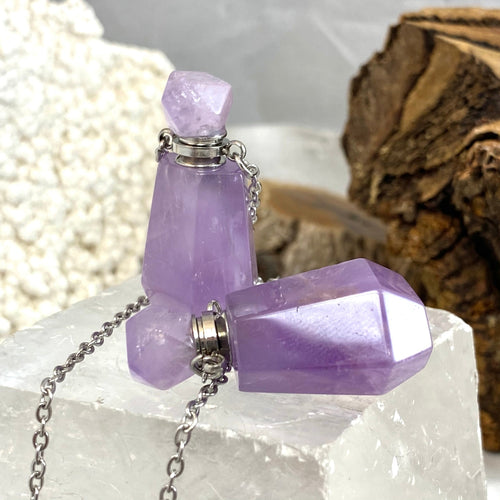 Amethyst Bottle