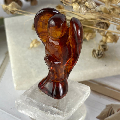 Baltic Amber Angel