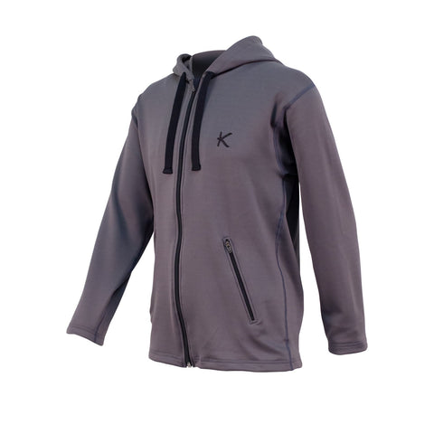 Men's Fleece Zip Hoody - kymiramedical