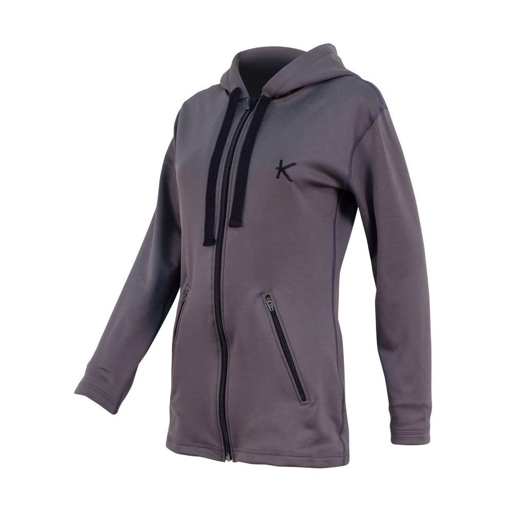 Women's IR Fleece Hoody - kymiramedical