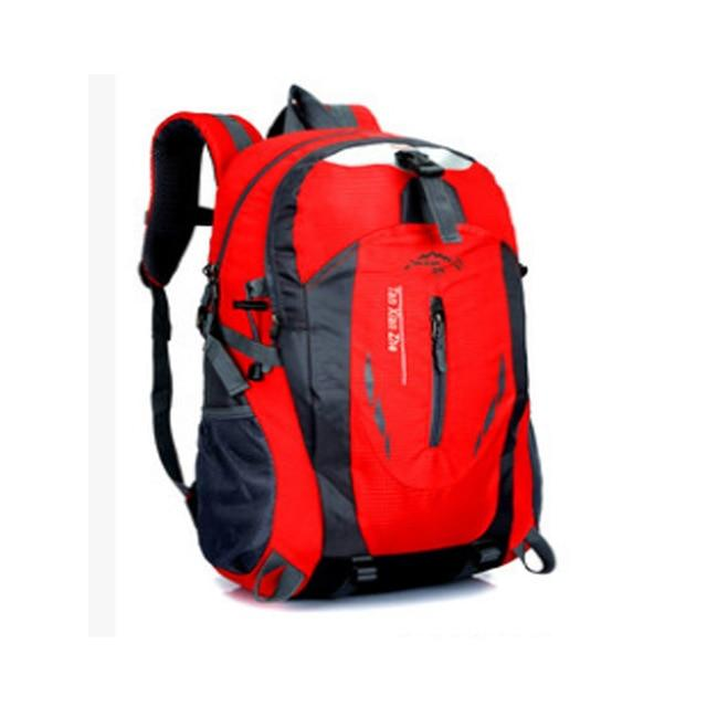 Sir. G|L red       301 / CHINA Waterproof Travelers Backpack