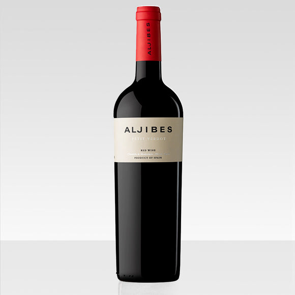 Aljibes Petit Verdot 2015 red wine in the UK