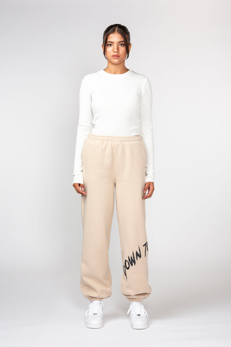 Nude Youth Collage Pants