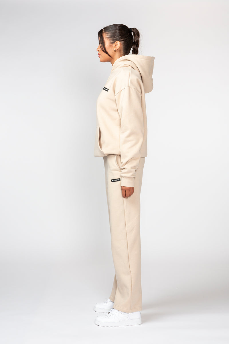 Nude French Terry Pants