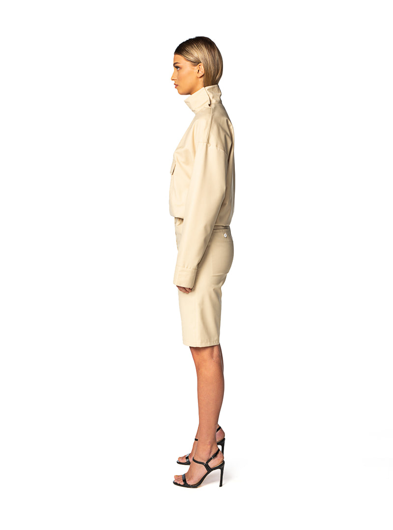 Nude Shell Jacket