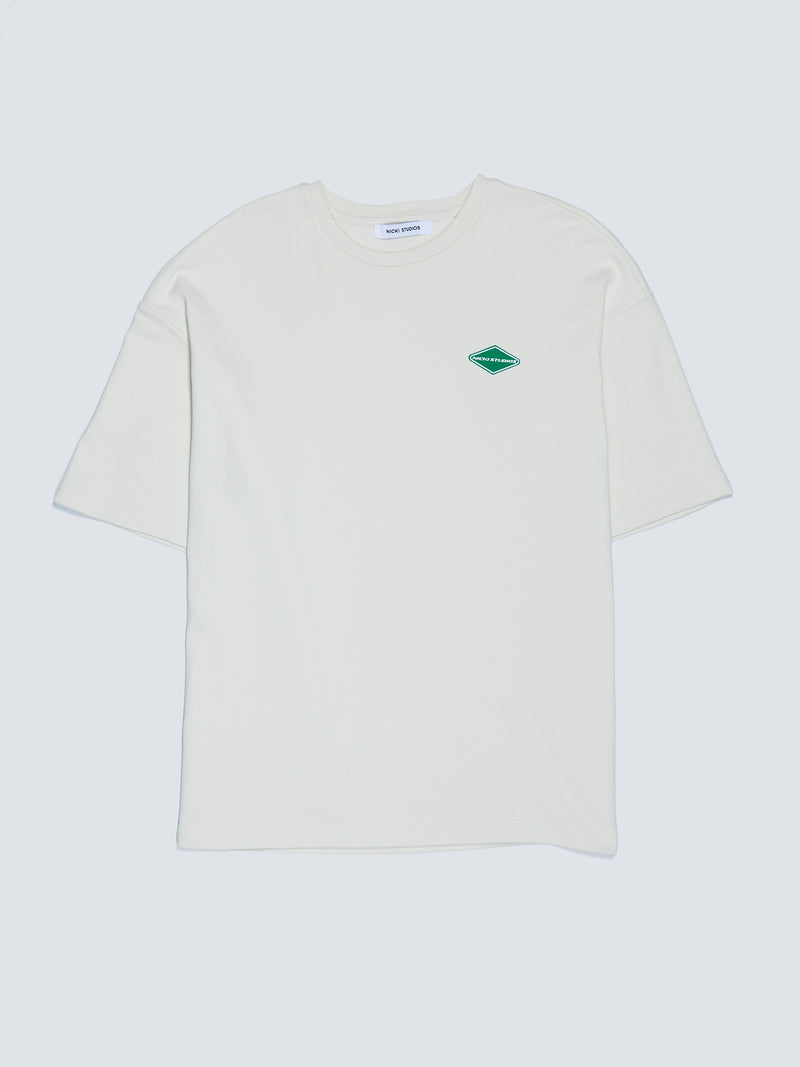 SALT LOGO COTTON TSHIRT