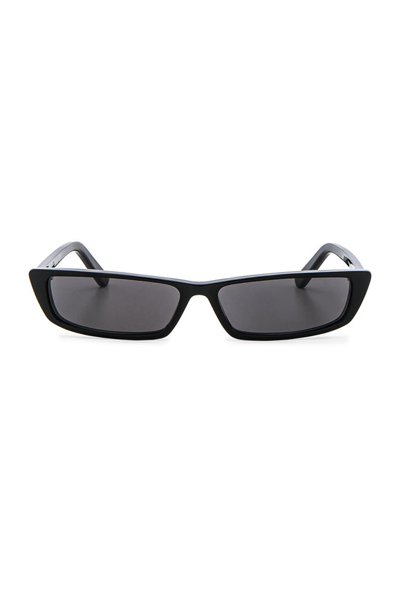 Balenciaga Narrow Cat Eye Sunglasses NWB