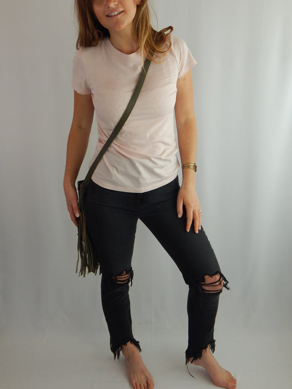 L'Agence High Land High Rise Skinny Jeans
