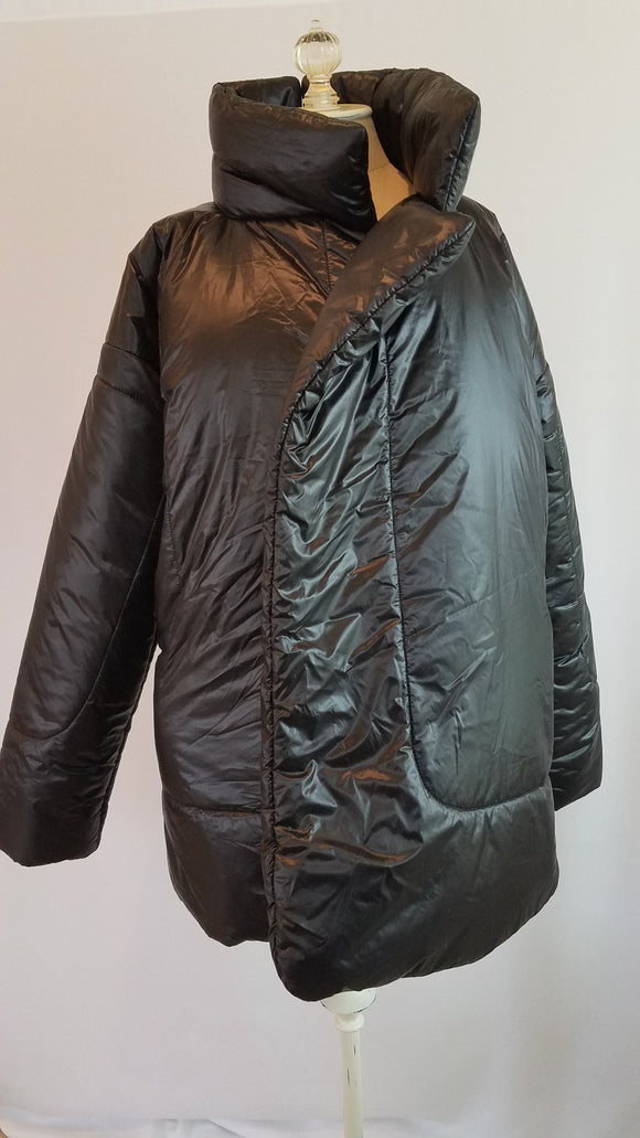 Norma Kamali Sleeping Bag Car coat xs/s