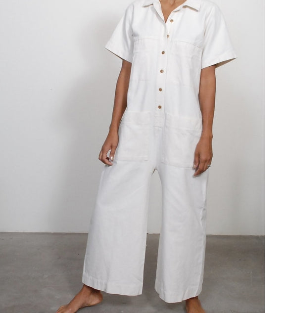 Ilana kohn mable coverall in natural