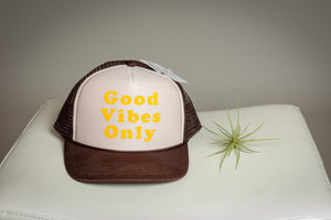 Thread Revival Trucker Hat