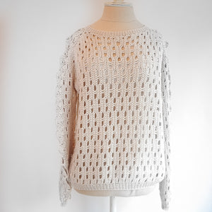 Ayni Crochet Sweater