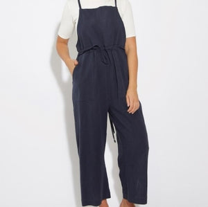 Hackwith Designs Drawstring Overalls NWT