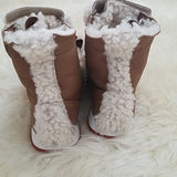 Vivienne Westwood3 Tongue Genuine Shearling Lace Sneaker