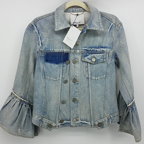 3.1 Phillip Lim Denim Jacket NWT