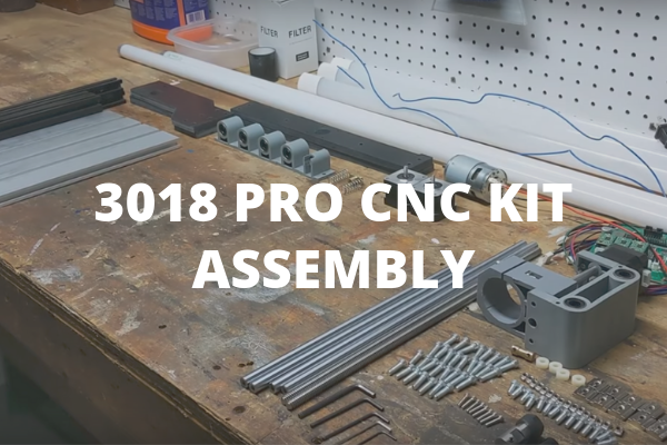 How to assemble Genmitsu CNC Router 3018 Pro Step by Step?