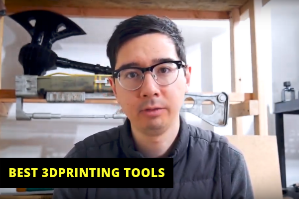 7 Sanity Saving 3D Printing Tools To Keep Next To Your Printer