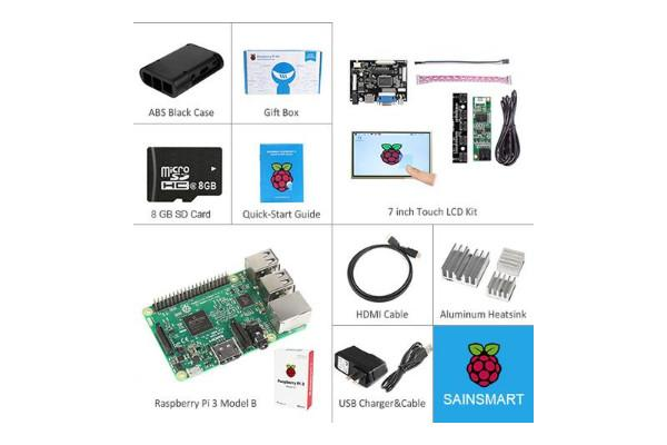 Raspberry Pi 3 New Packaging and Tutorial Launch!