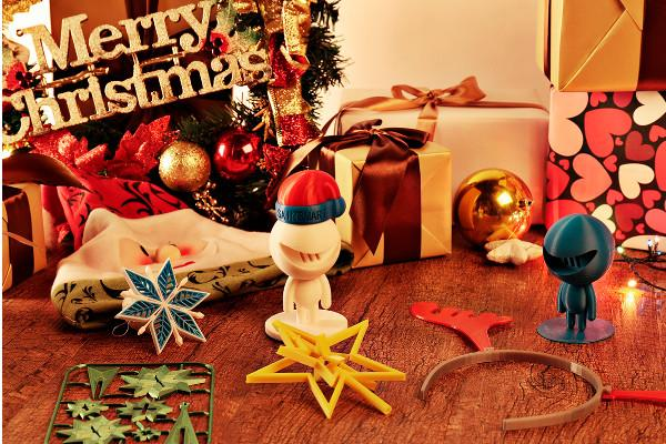5 Decorations to Print for Christmas