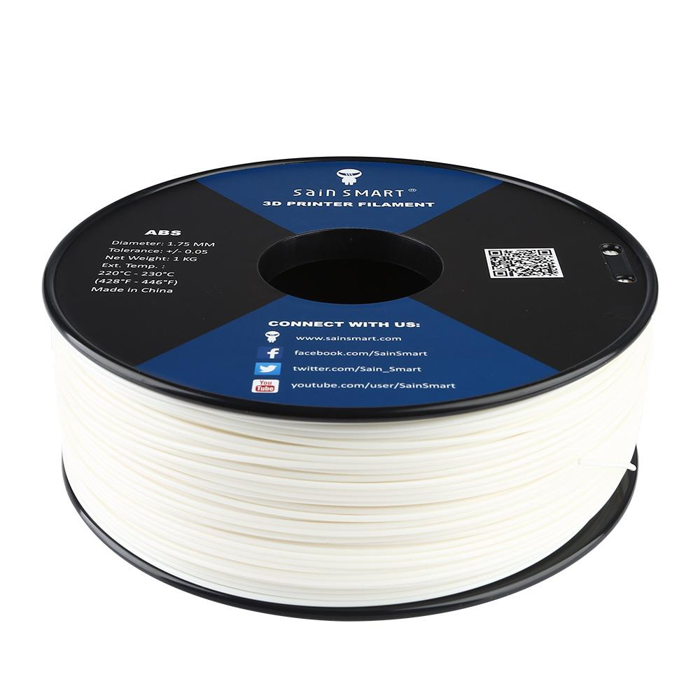 Sainsmart ABS Filament 1.75mm 1kg/2.2lb