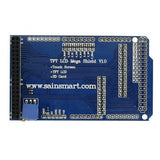 Mega 2560 R3 + Adapter Shield + 3.2 TFT LCD Touch Panel