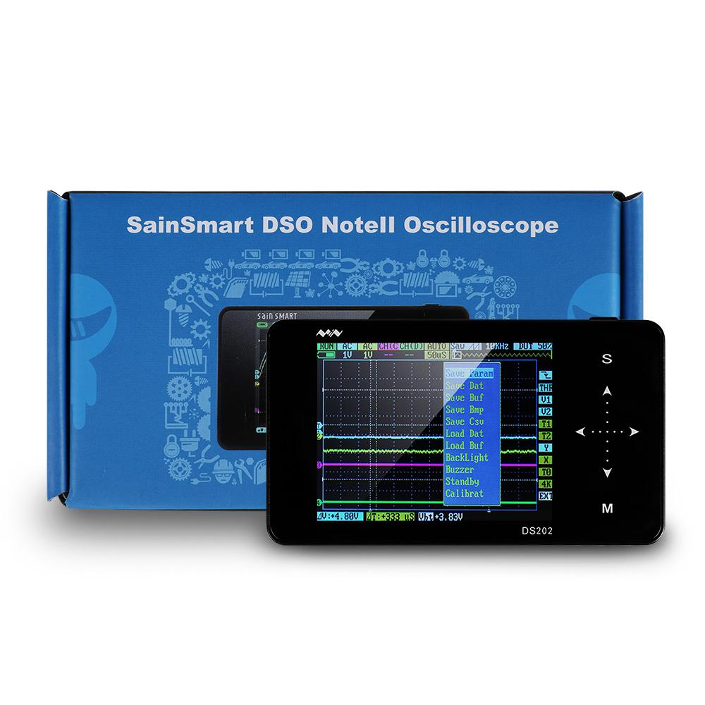 SainSmart Nano ARM DS202 Mini Digital Oszilloskop