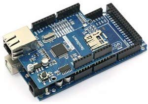 Sainsmart MEGA ATmega2560 + Ethernet Shield