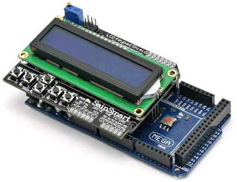 SainSmart MEGA ATmega2560 + LCD Tastenfeld Shield Kit