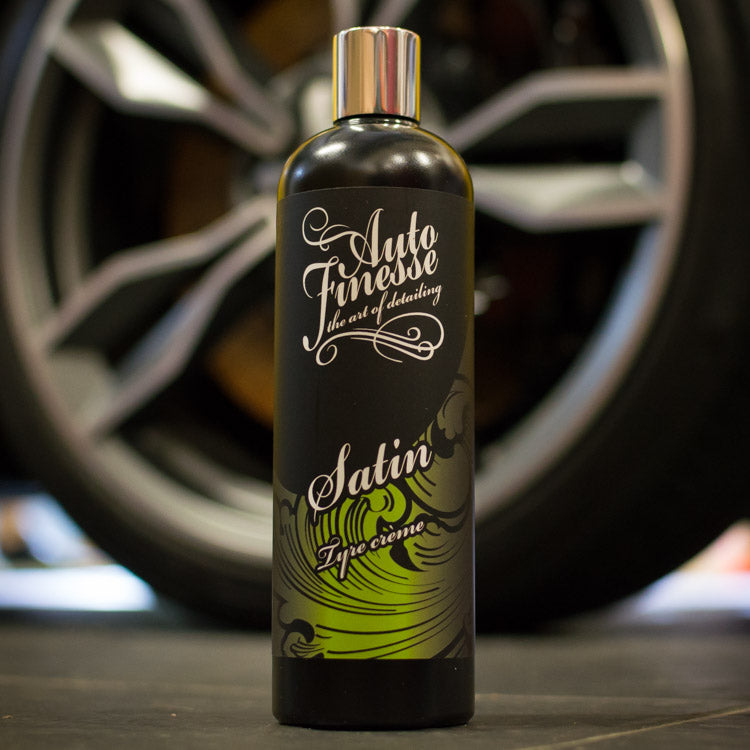Review: Auto Finesse Satin Tyre Creme