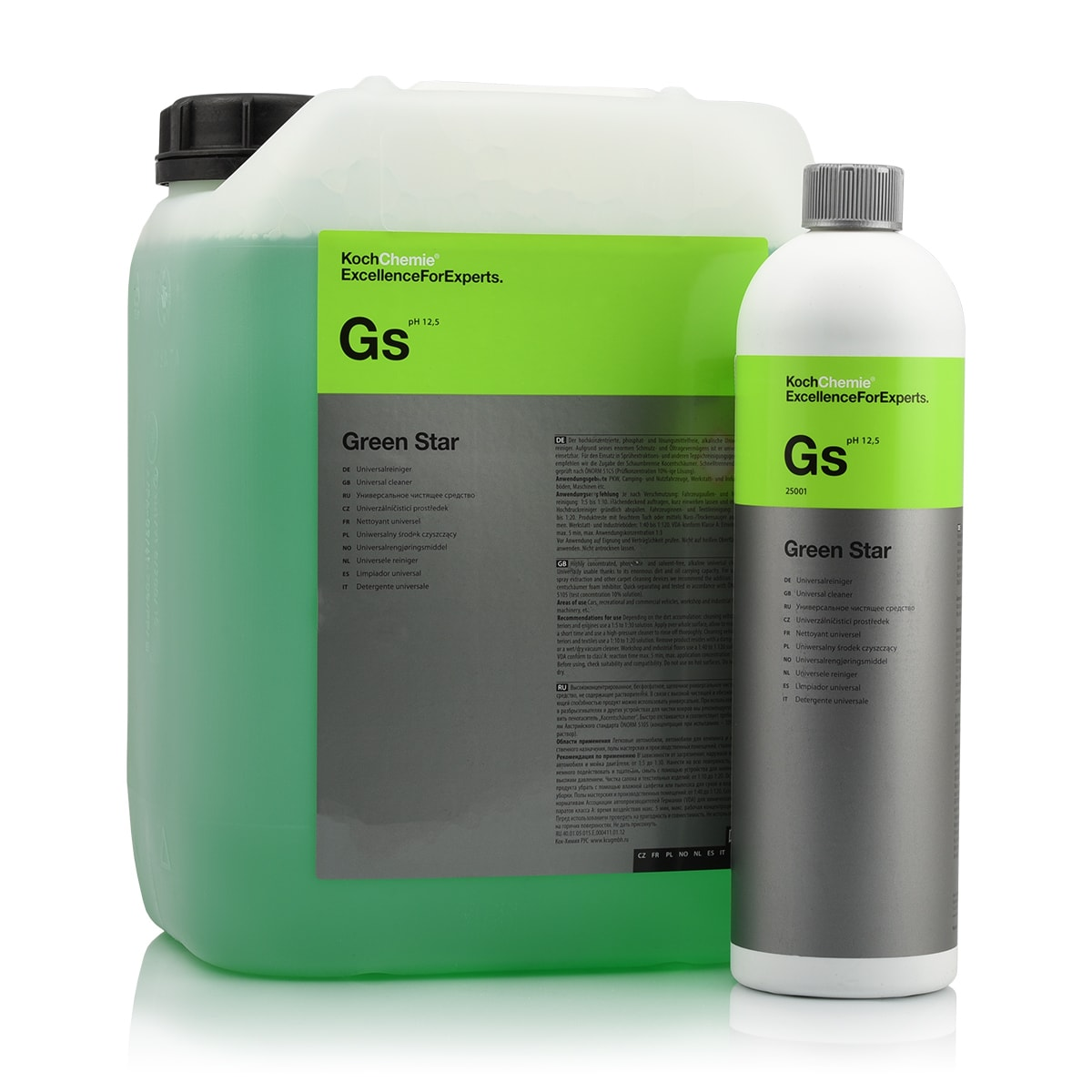 Koch Chemie Green Star Now Available in 1L and Bulk 11kg size
