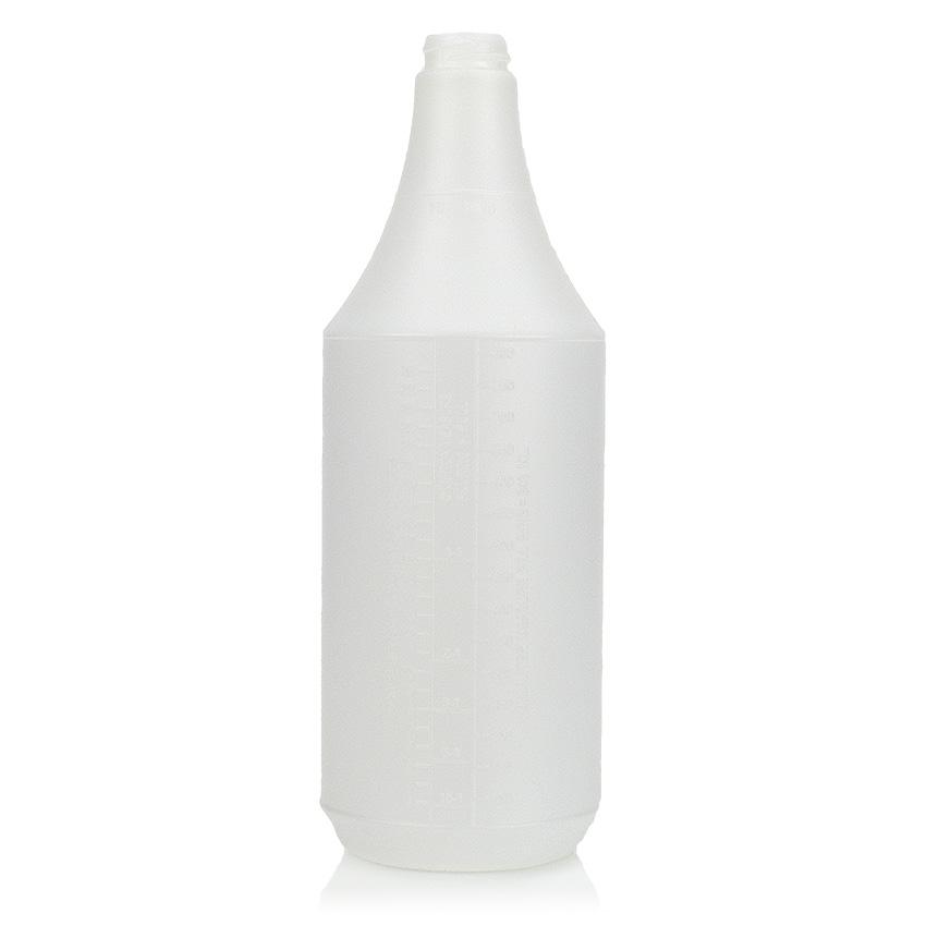 947ml Bottle with Dilution Markings