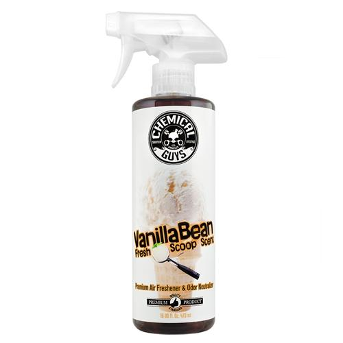 Chemical Guys Vanilla Bean Air Freshener