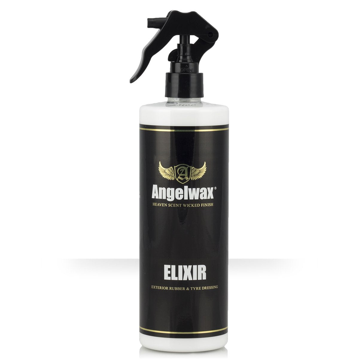 Angelwax Elixir Rubber & Tyre Dressing 500ml